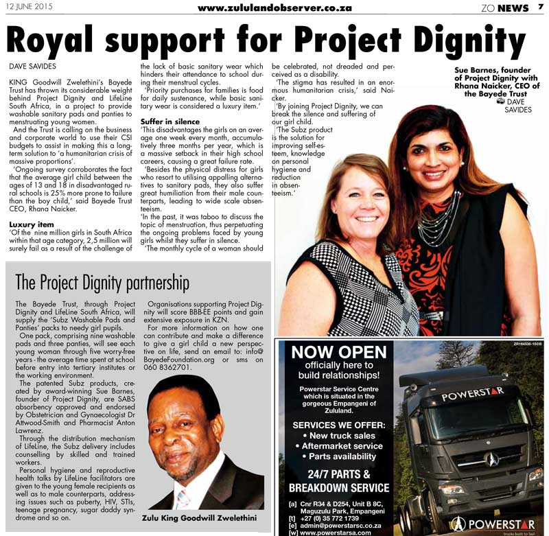 Bayede-Trust-Zululand-Observer